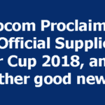 Econocom Proclaimed as the Official Supplier of Ryder Cup 2018, and the other good news