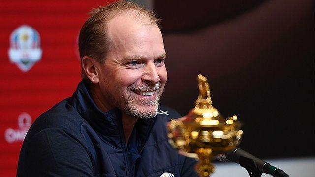 Steve Stricker Ryder Cup 2020