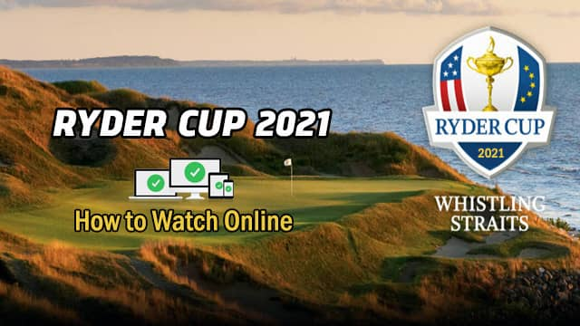 Ryder Cup 2021 Live